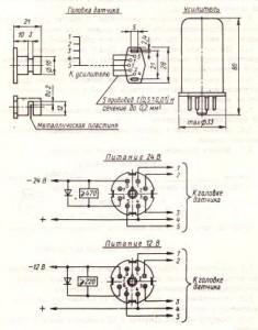 Датчики бесконтактные БК-А-О и БК-А-5-О.