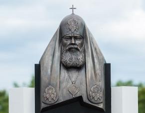 Памятник патриарху Алексию II
