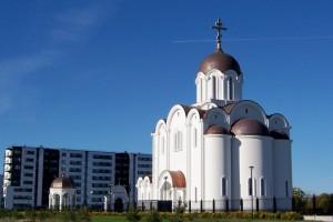 """Храм в честь иконы Божией Матери """"Скоропослушница"""""""