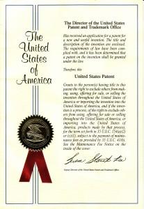 Патент США