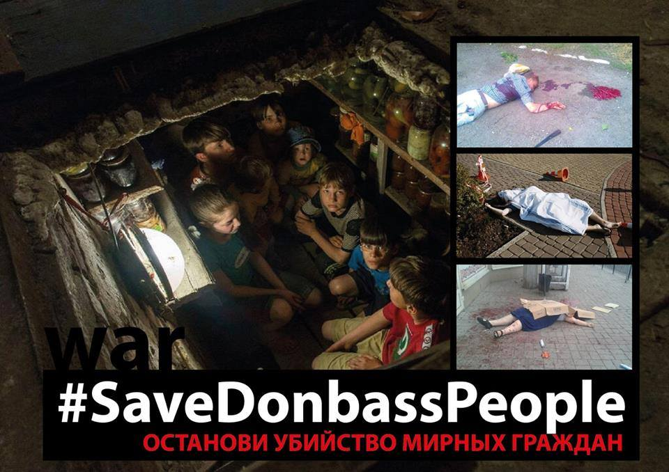 SaveDonbassPeople