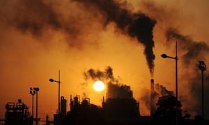 Gas-emissions