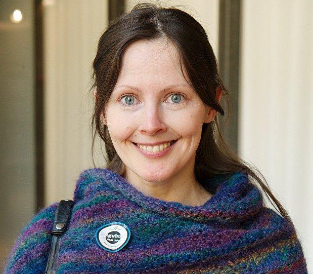 Татьяна Лаврова координатор Всемирного дня чистоты